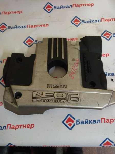 Накладка на двс Nissan Laurel HC35 RB25DE 2000 2412