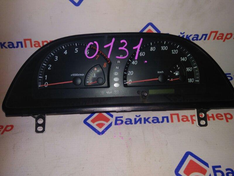 Комбинация приборов Toyota Camry ACV30 2AZ-FE 2002 0131