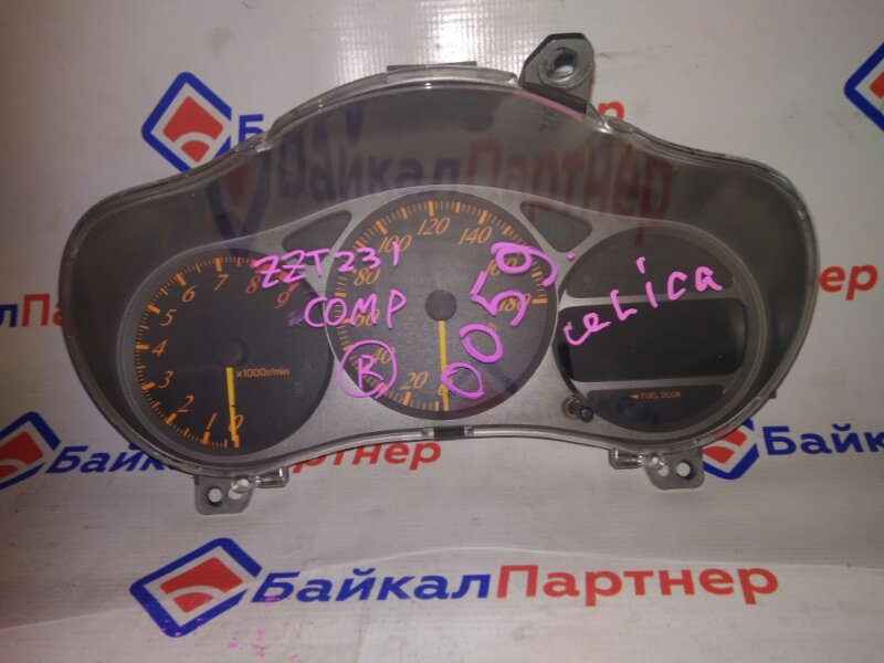 Комбинация приборов Toyota Celica ZZT231 2ZZ-GE 0059
