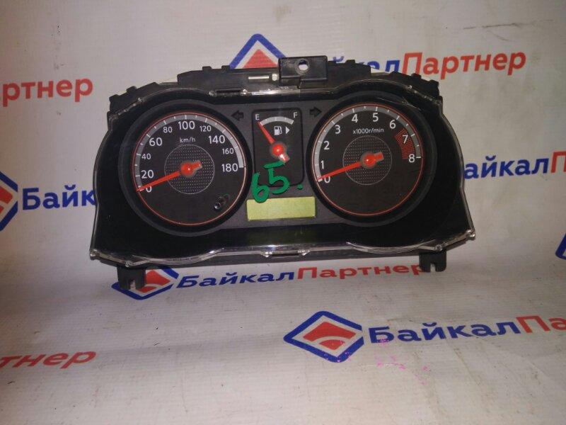 Комбинация приборов Nissan Note E11 HR15DE 2005 65