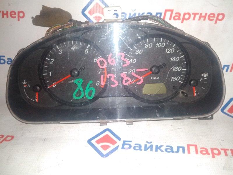 Комбинация приборов Mazda Demio DY3W ZJ 2003 86