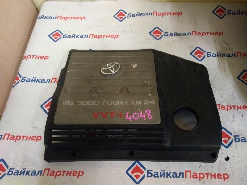Накладка на двс Toyota Kluger V MCU25W 1MZ-FE 2001 4048