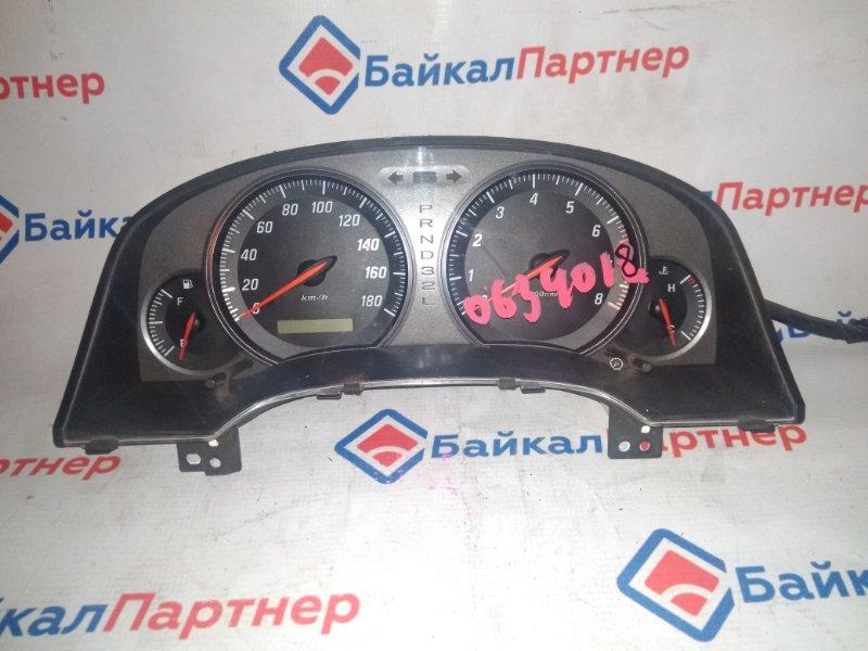 Комбинация приборов Toyota Mark Ii Wagon Blit GX110W 1G-FE 2002 4018