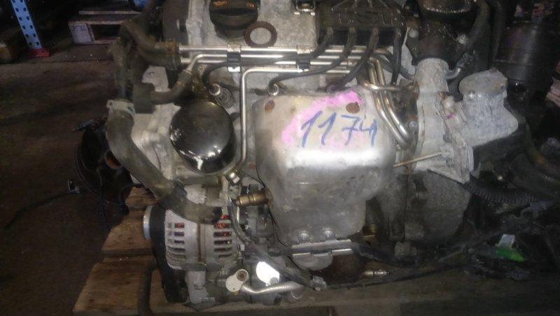 Двигатель Volkswagen Polo 6RCBZ CBZB 2010 4359