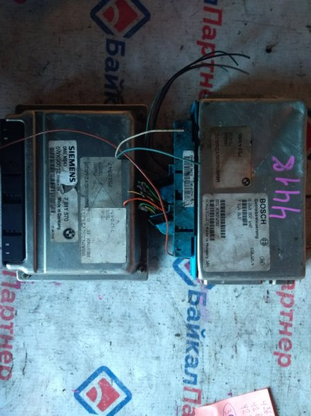 Блок efi Bmw 5-Series E39 M54B25 2002 5wk90013,. 7511570