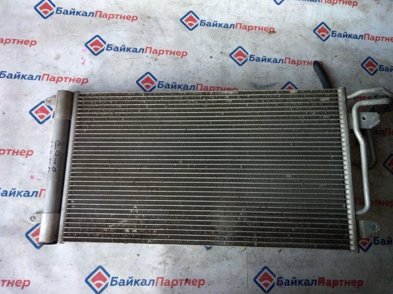 Радиатор кондиционера Volkswagen Polo 6RCBZ CBZB 2010