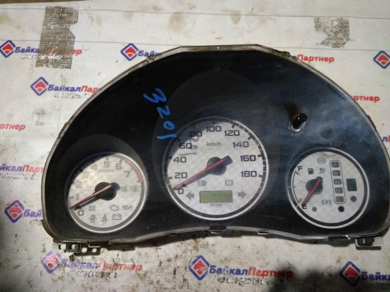 Комбинация приборов Honda Mobilio Spike GK1 L15A 2003 3201