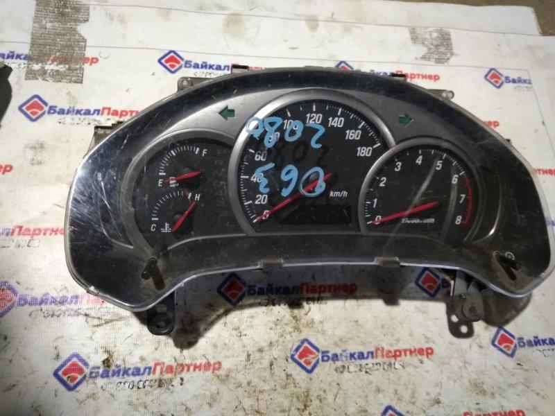 Комбинация приборов Toyota Verossa JZX110 1JZ-FSE 2002 2080