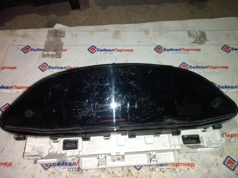 Комбинация приборов Toyota Vitz KSP90 1KR-FE 4715