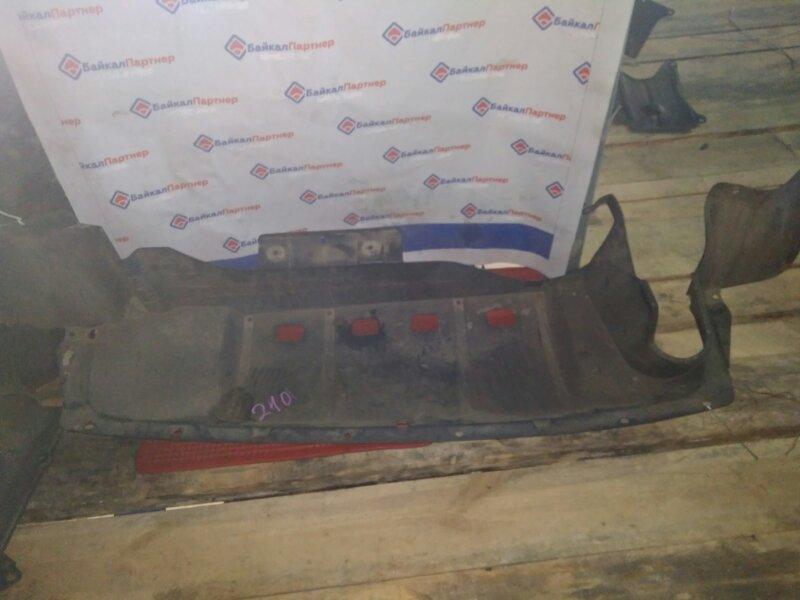 Защита двс пластик Nissan Presage TU31 QR25DE 210