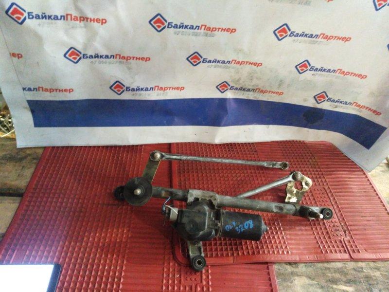 Моторчик дворников Nissan Presage TNU31 QR25DE 3208