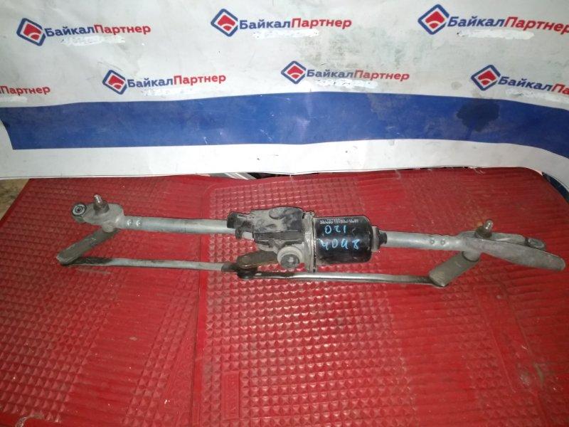 Моторчик дворников Toyota Kluger V MCU25W 4048