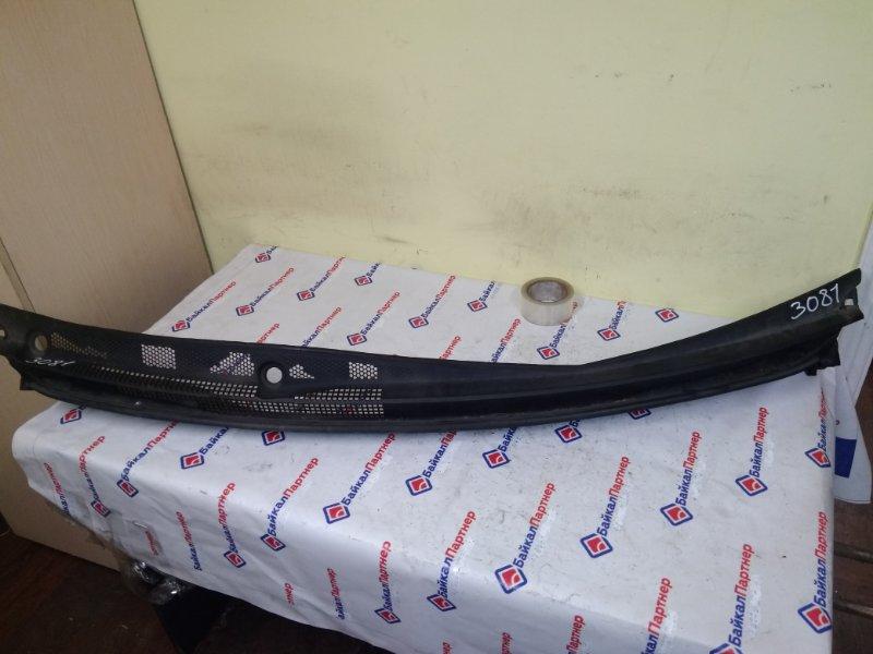 Решетка под лобовое стекло Honda Edix BE3 K20A 2005 3081