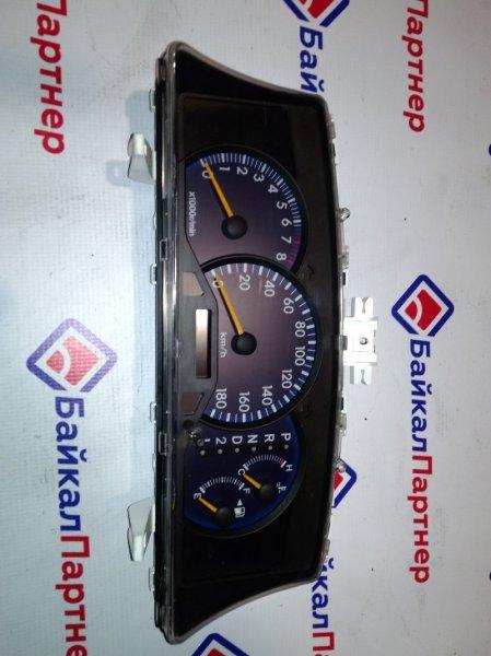 Комбинация приборов Toyota Corolla Runx NZE121 1NZ-FE 2003 4498