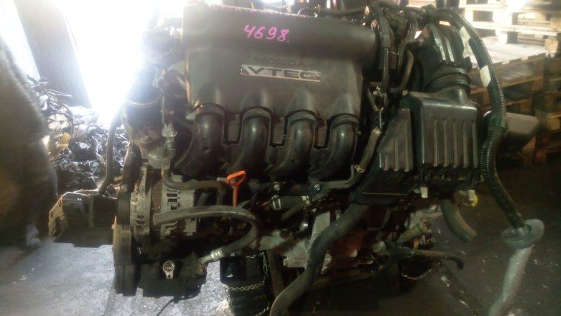 Двигатель Honda Mobilio GB1 L15A 4698