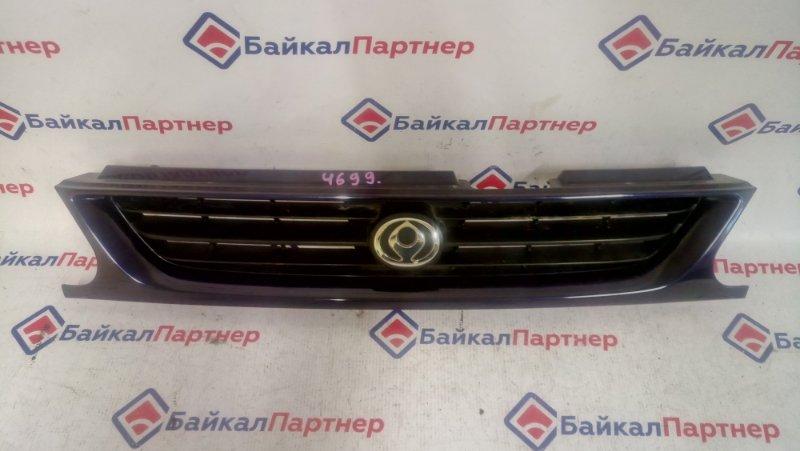 Решетка радиатора Mazda Familia BHA8P 4699