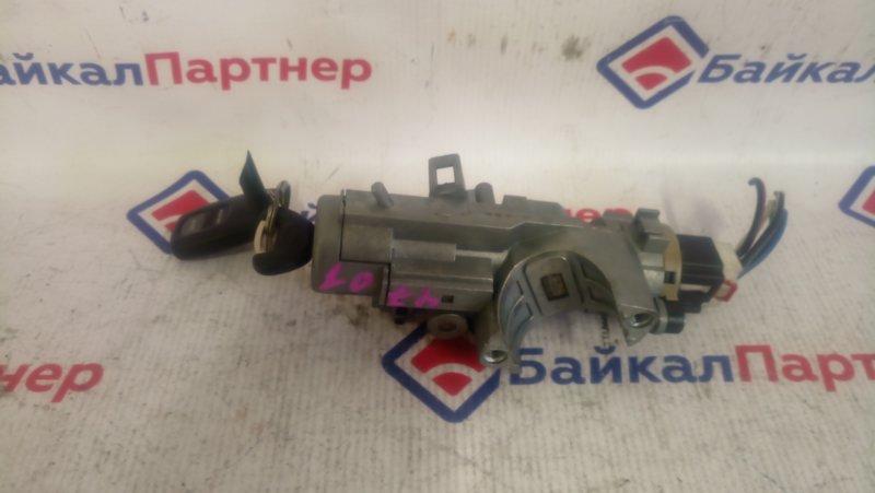 Замок зажигания Mazda Demio DW3W B3-E 2000 4701