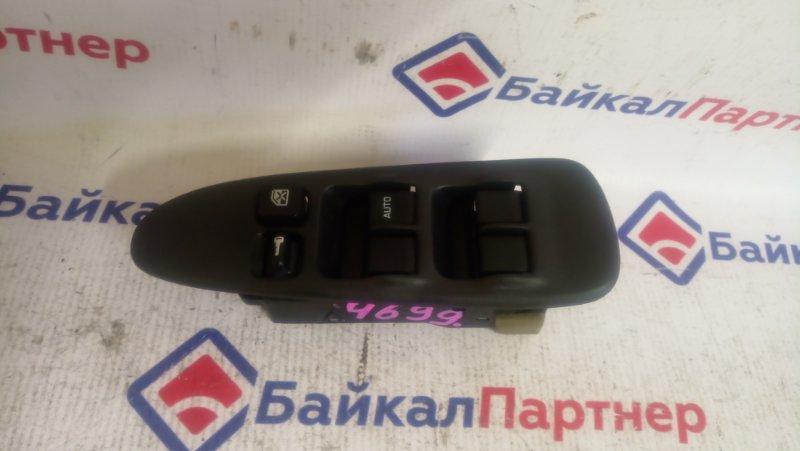Блок управления стеклами Mazda Familia BHA8P 4699