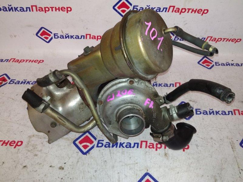 Турбина Subaru EJ206 правая 101