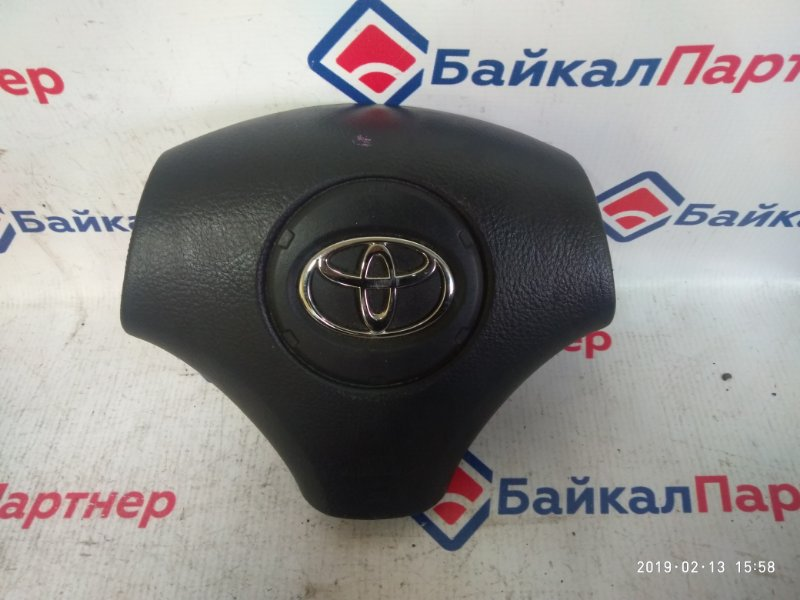 Airbag на руль Toyota Bb NCP35 1NZ-FE 4898