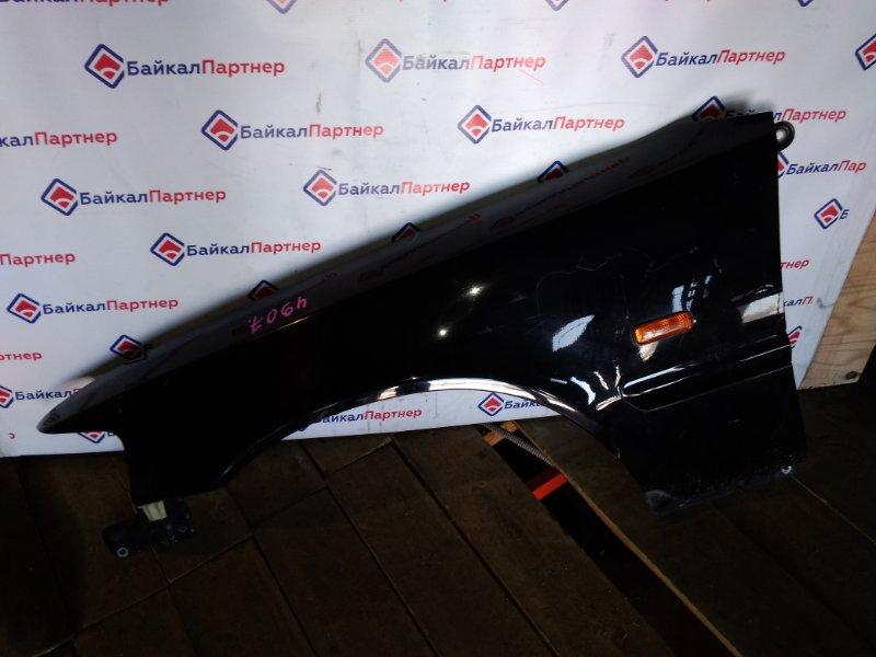 Крыло Honda Saber UA1 переднее левое