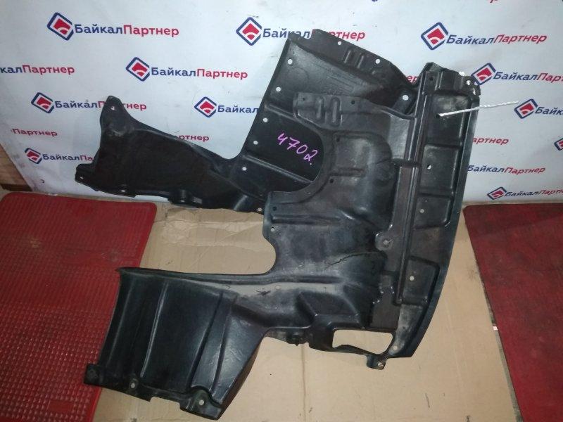 Защита двс пластик Toyota Isis ANM10W 1AZ-FSE 2007 4702