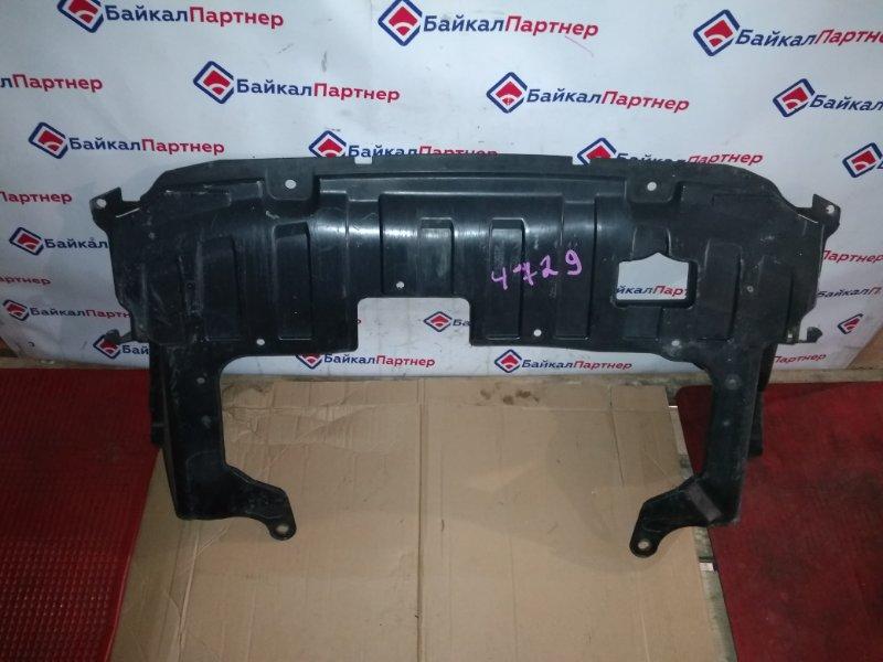 Защита двс пластик Honda Fit GD1 L13A 4729