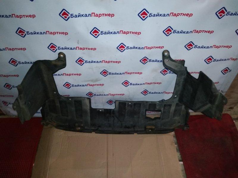 Защита двс пластик Honda Fit GD1 L13A 2005 4725