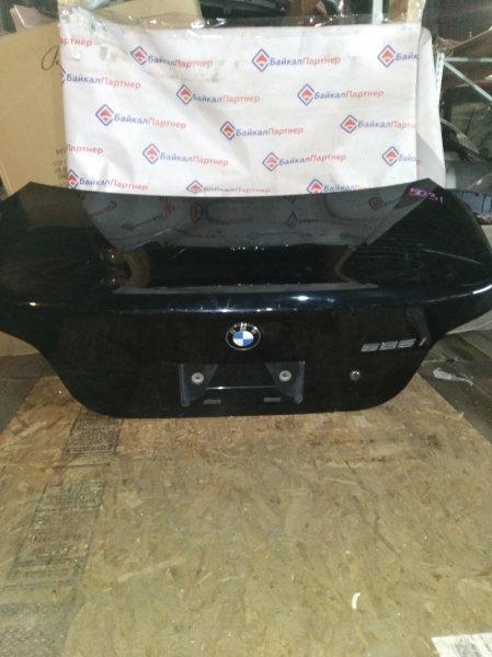 Крышка багажника Bmw 5-Series E60 2005 задняя