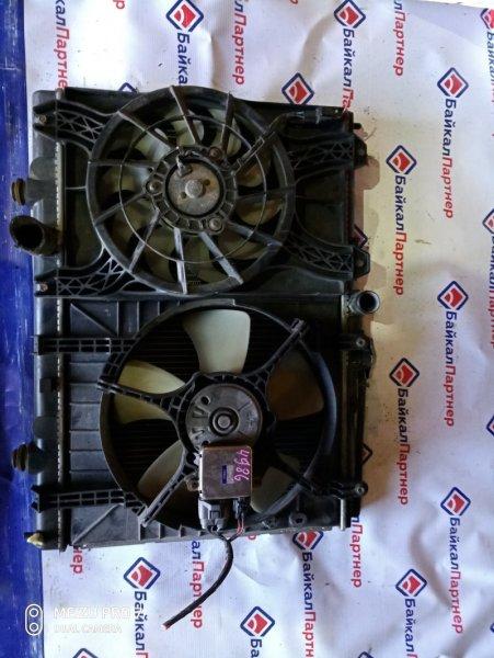 Радиатор двс Mitsubishi Pajero Io H77W 4G94 2004
