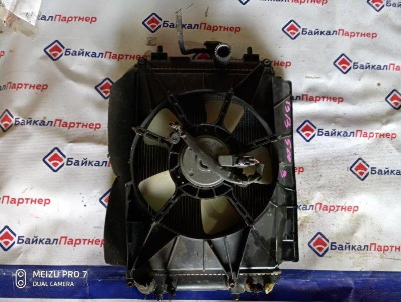 Радиатор двс Toyota Bb QNC25 K3-VE