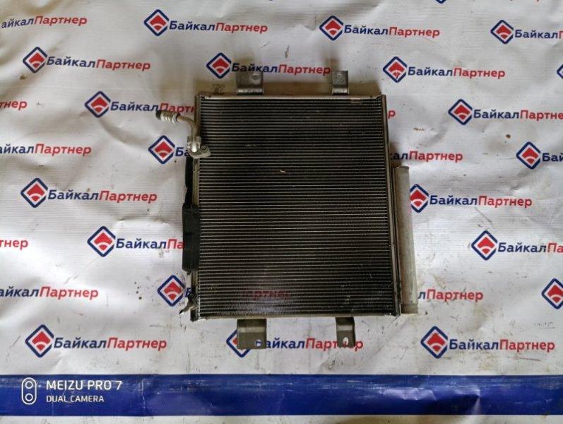 Радиатор кондиционера Toyota Bb QNC25 K3-VE