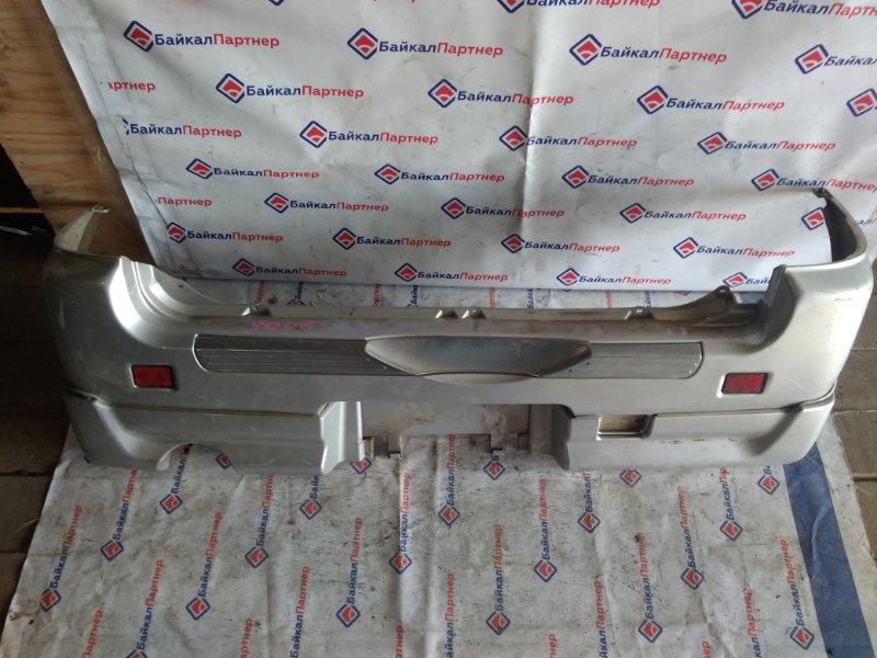 Бампер Daihatsu Terios Kid J111G 2001 задний