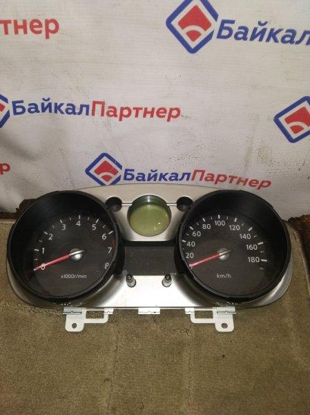 Комбинация приборов Nissan Qashqai NJ10 MR20DE 2007 5052
