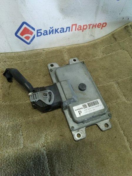 Блок управления автоматом Nissan Qashqai J10 MR20DE 2007 5052