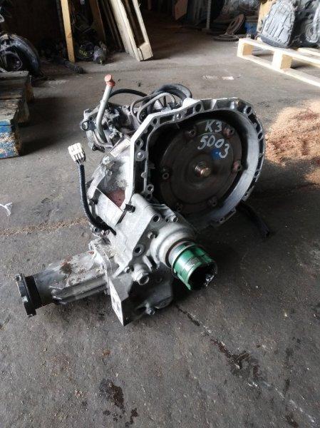 Акпп Toyota Bb QNC25 K3-VE 5003