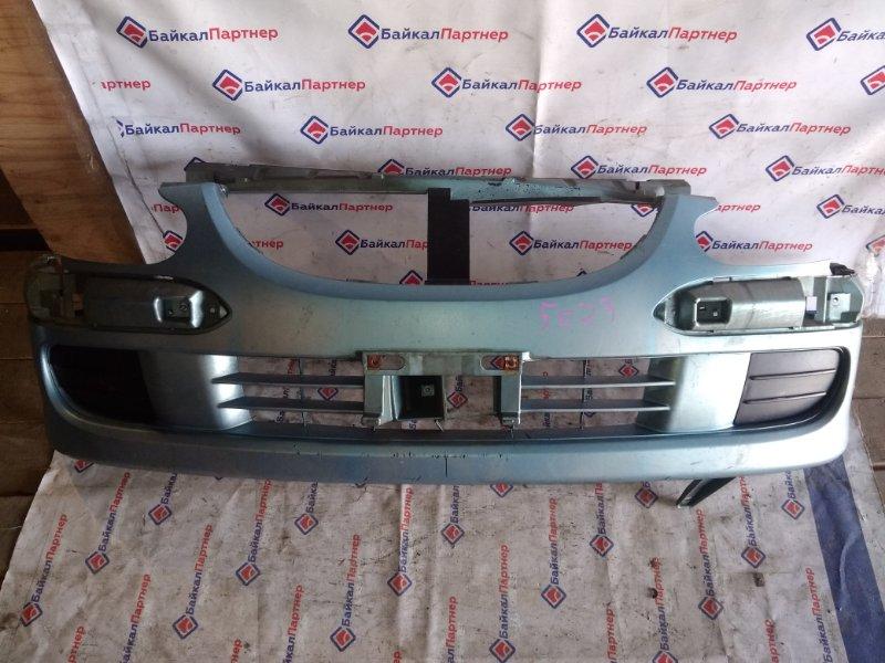 Бампер Toyota Duet M100A EJ-VE 2003 передний