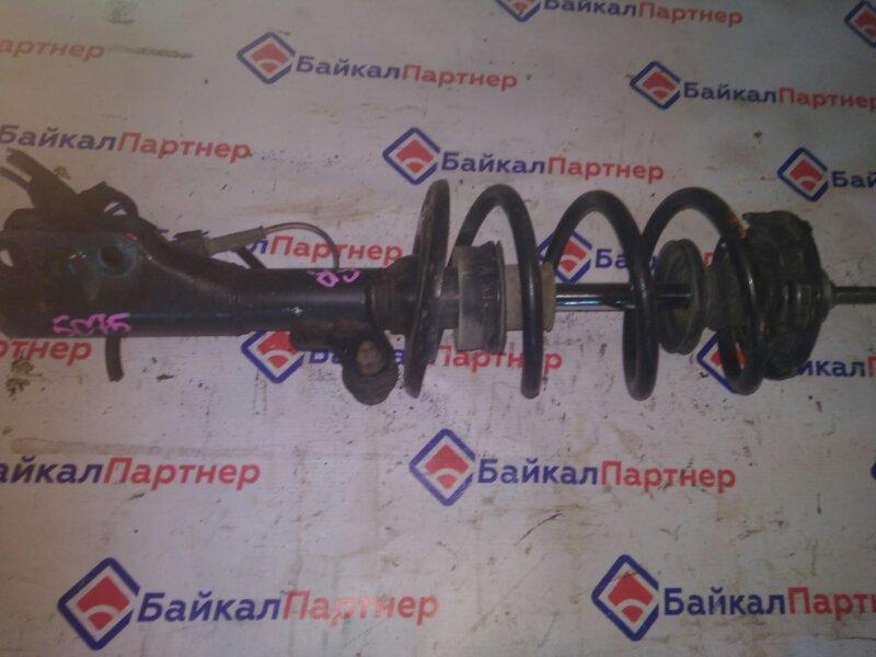 Стойка подвески Honda Mobilio Spike GK2 L15A передняя правая 5075