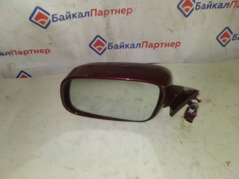 Зеркало Toyota Celsior UCF21 1UZ-FE переднее левое 4952
