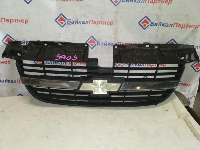 Решетка радиатора Chevrolet Cruze HR51S M13A 5065
