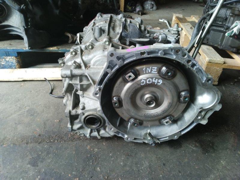 Акпп Toyota Sienta NCP81G 1NZ-FE 5049