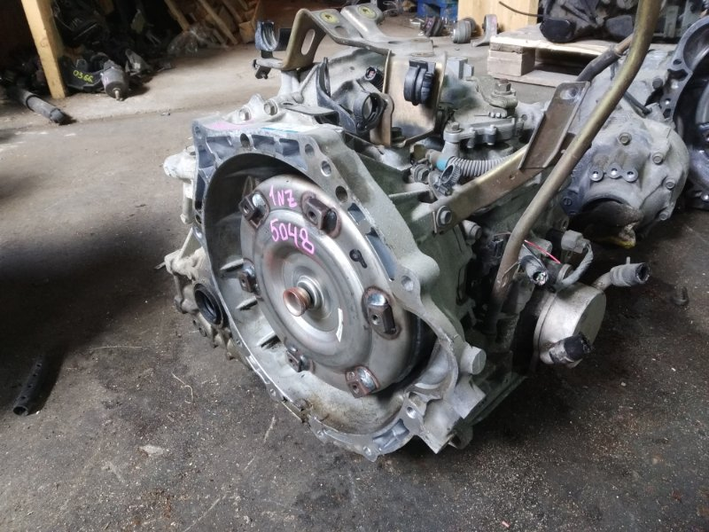 Акпп Toyota Sienta NCP81G 1NZ-FE 5048