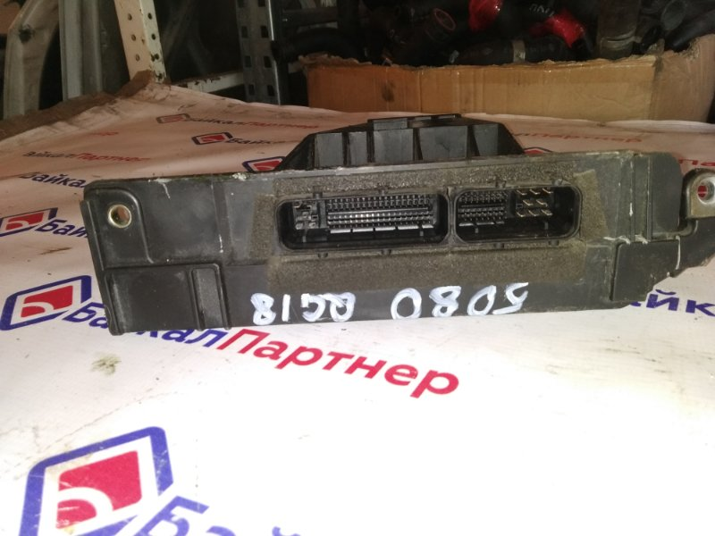 Блок управления двс Nissan Bluebird Sylphy QNG10 QG18DE 2004 A56-W29