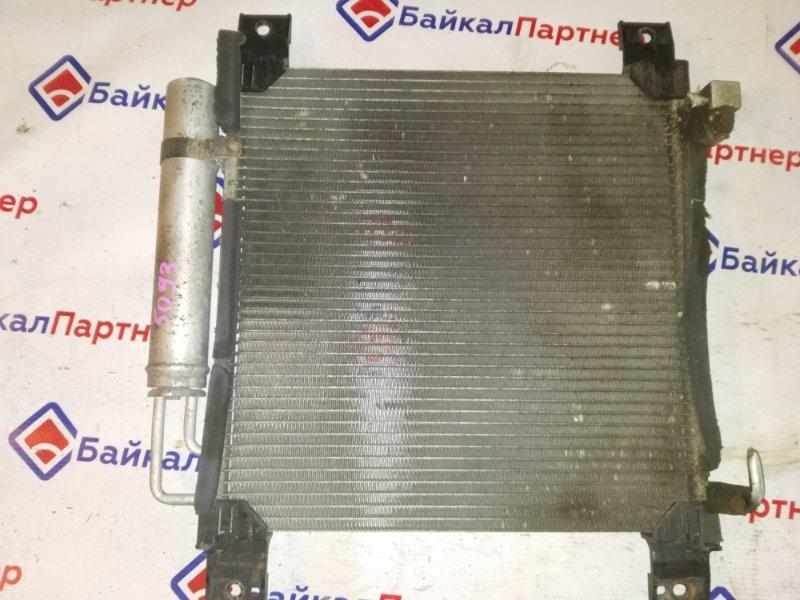 Радиатор кондиционера Subaru R2 2003
