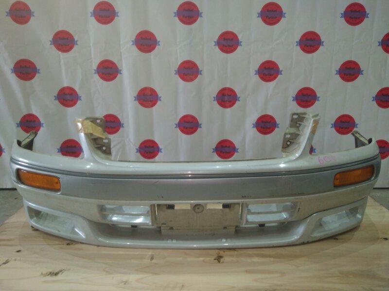 Бампер Nissan Stagea WGNC34 1997 передний 6005