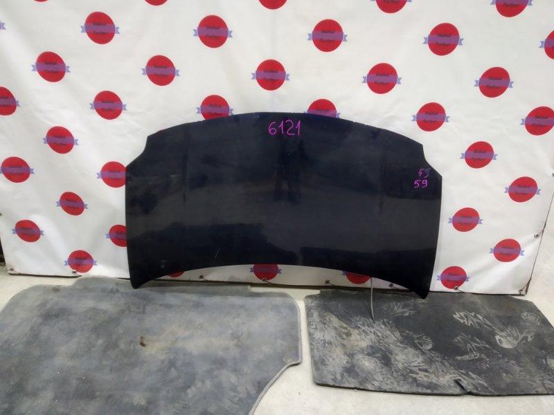 Капот Toyota Auris ZRE152H 2ZR-FE 2008 6121