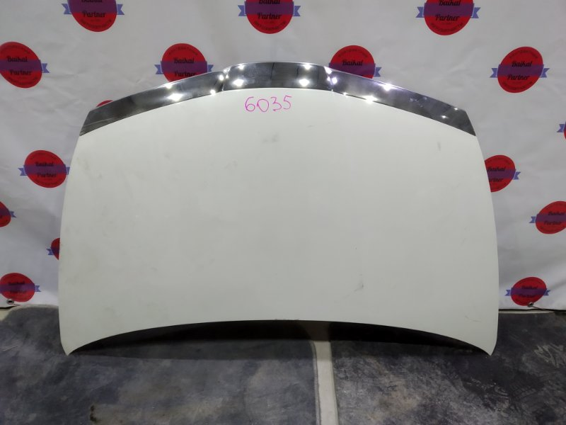 Капот Honda Airwave GJ2 L15A 2007 6035