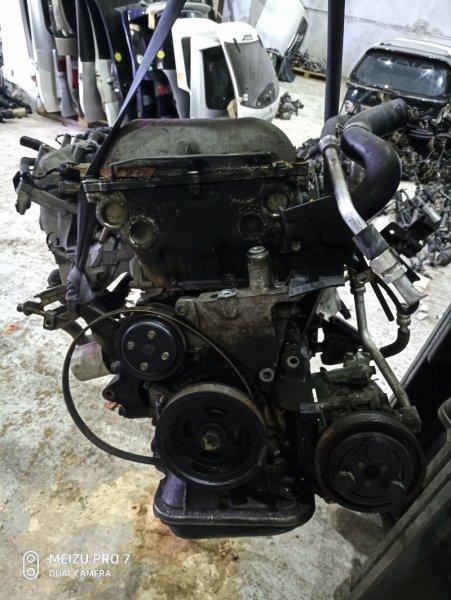 Двигатель Nissan Avenir PW11 SR20DE 2001 6002
