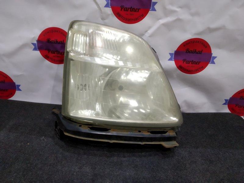 Фара Honda Capa GA4 D15B 2000 передняя правая 100-22306