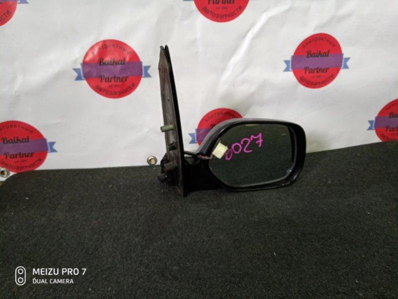 Зеркало Toyota Nadia SXN15 3S-FE 1998 правое 6027